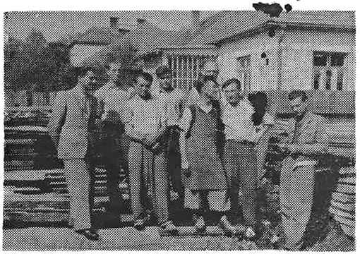 Some of the founding members in 1948