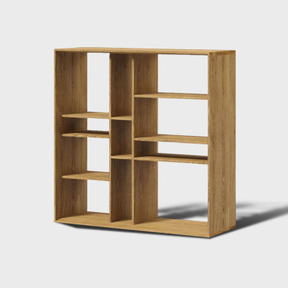 """Link+"" Wall hang bookcase"