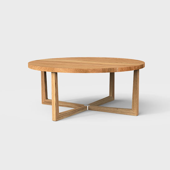 """Round"" Coffee table"